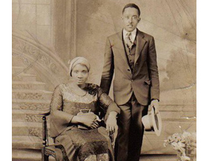 Great grandparents