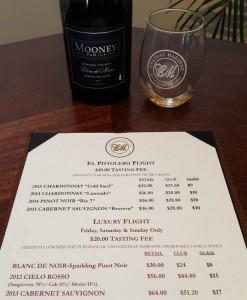 AGlobalLifestyle-Morro Bay-wine list