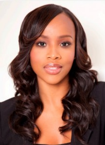 Amoy Pitters Founder & Owner of Amoy Couture Hair