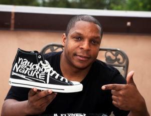 sneaker line
