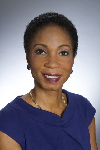 CARE President and CEO, Dr. Helene Gayle.