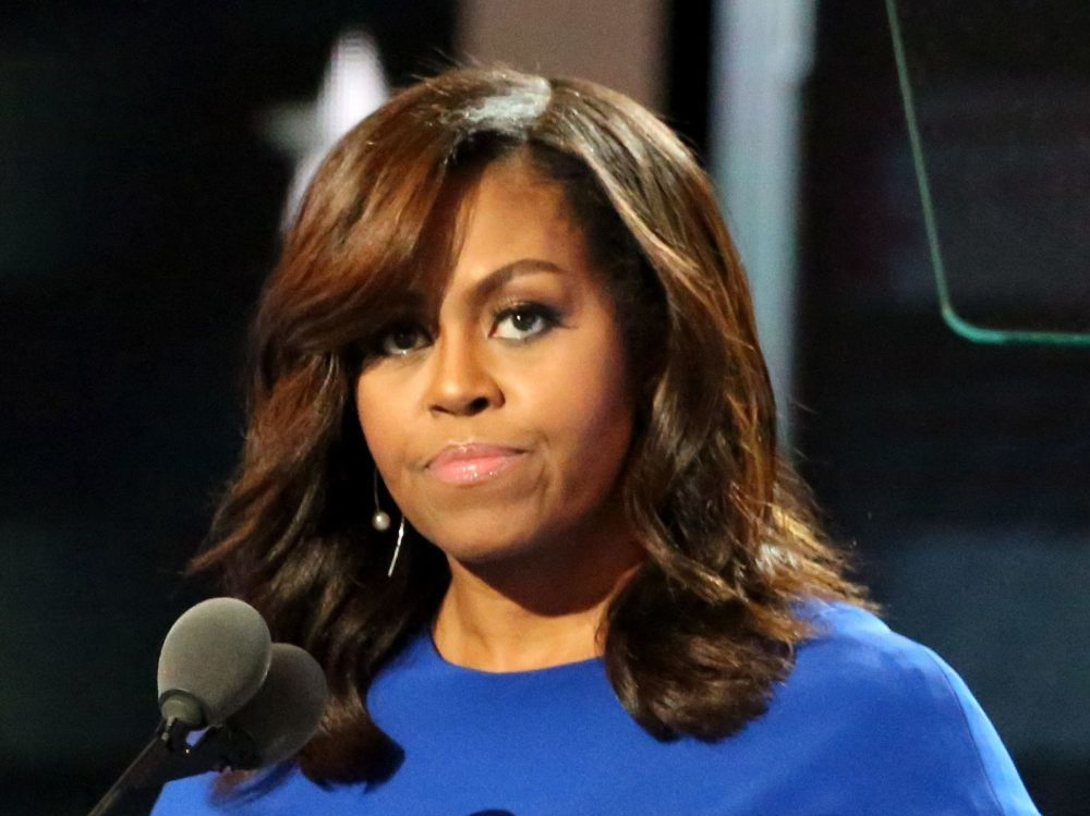 Michelle Obama as Vice President