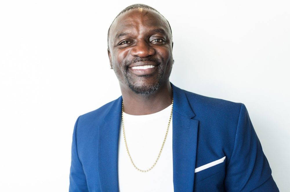 Akon, Akoin, Afrofuturism