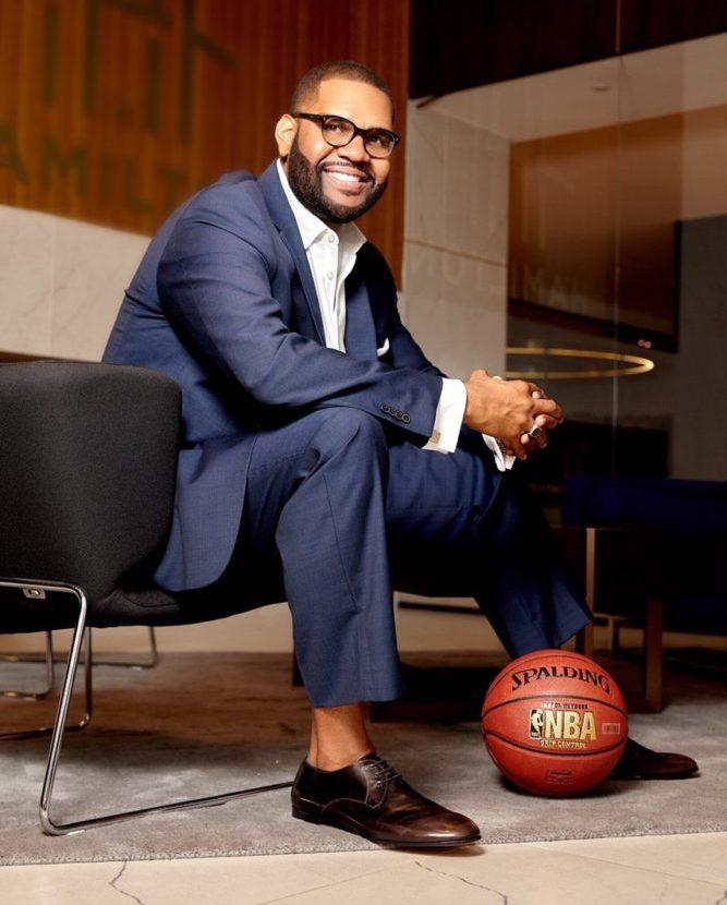 Maurice Stinnett Brooklyn Nets
