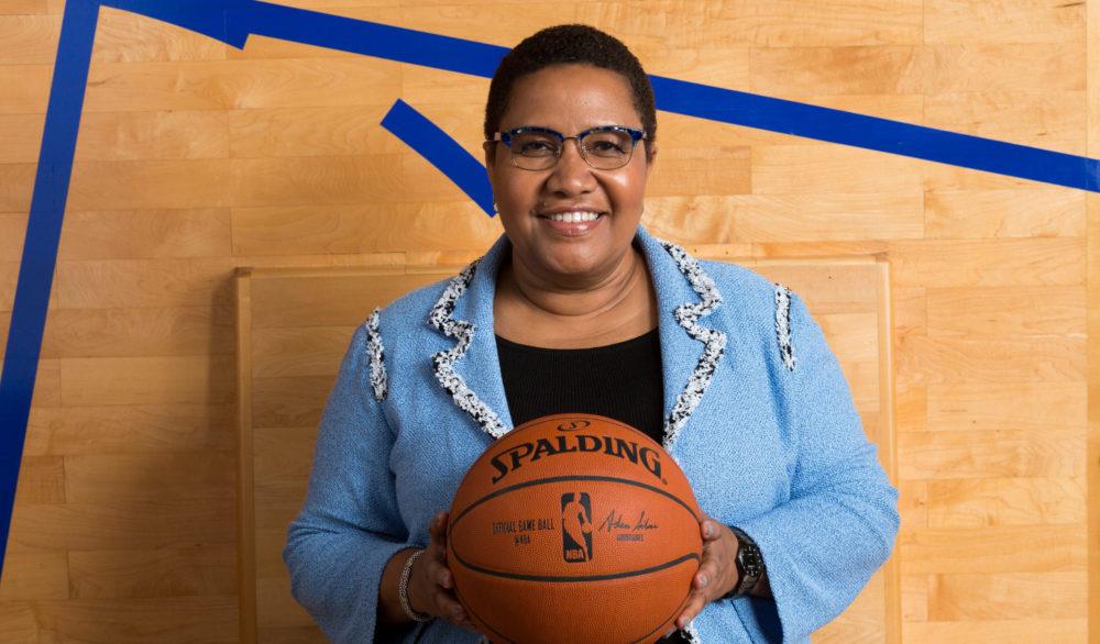 NBA Pam El