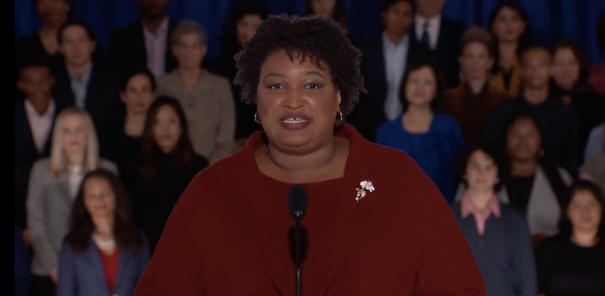 Best Quotes From Stacey Abrams' SOTU Rebuttal