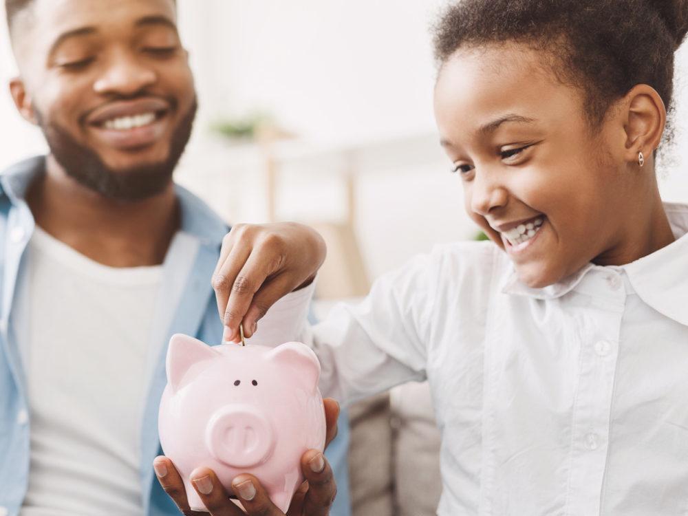 Money tips kids