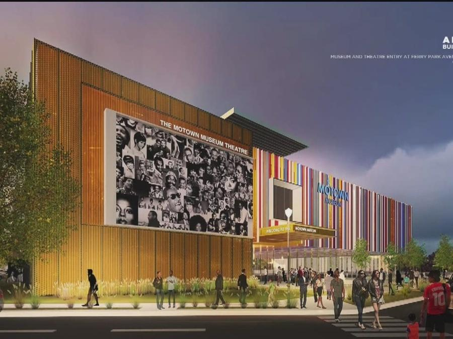 Motown Museum $4M donation from Berry Gordy
