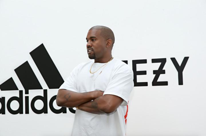 Kanye West Adidas Yeezy Sample Lab