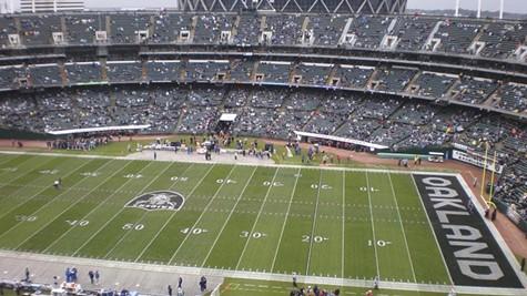 Oakland Coliseum Site