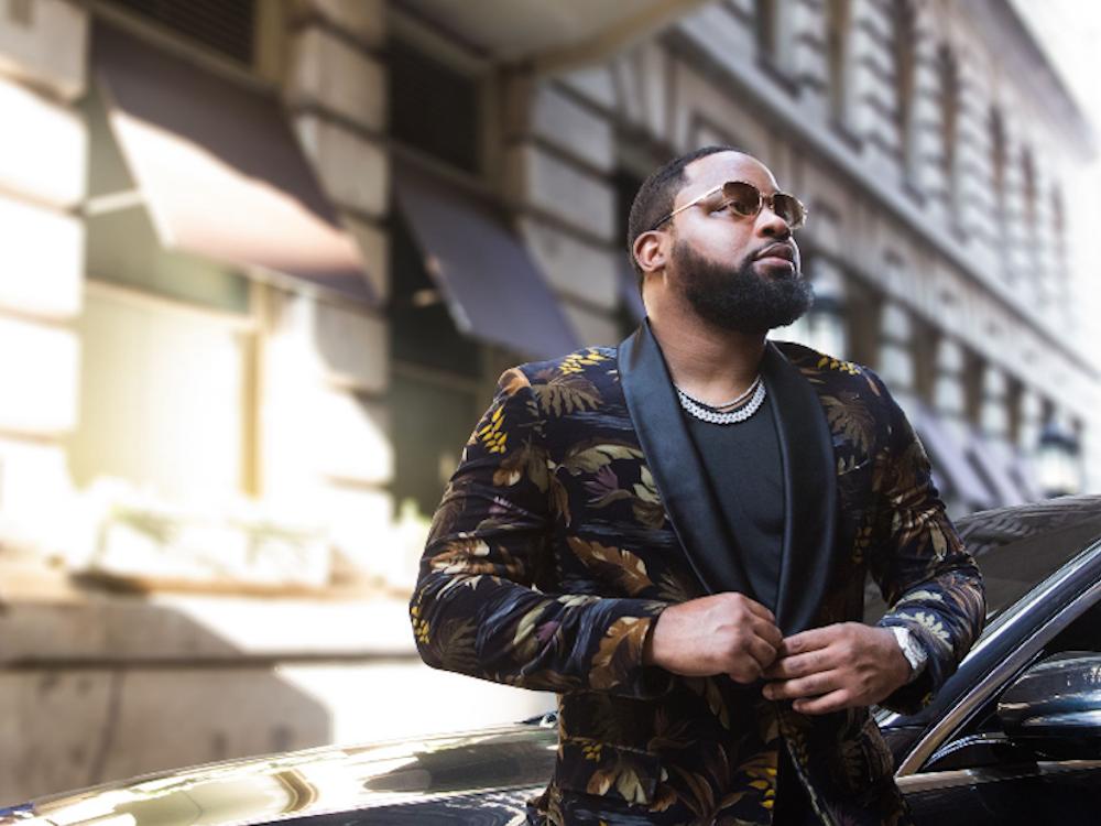Louie V Gutta Black Man in Amerikka, billboard, Music industry, injustice