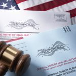 USPS mail in ballot