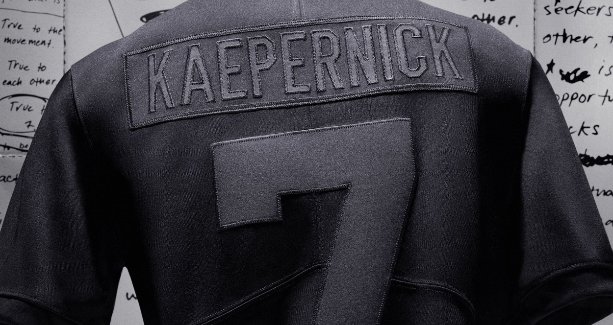 Kaerpernick Nike Jersey