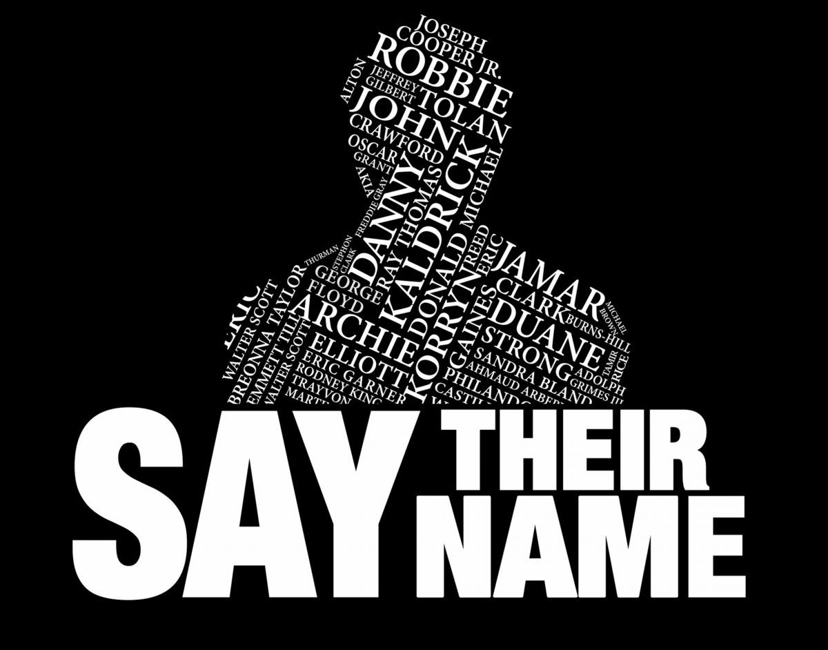 Say Their Name podcast