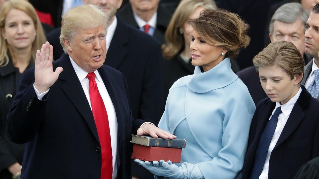 Republican Trump inauguration